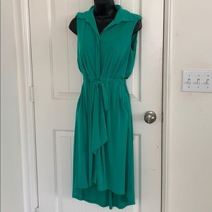 Vince Camuto green light dress